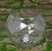 Apollo Bowl Clear 18 x 21.8cm