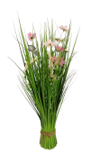 Meadow Flowers 70cm - Light Pink & Hot Pink