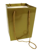 Olympic Bag Gold 25cm x 10pcs
