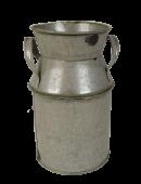 Chartwell 9.5cm Zinc Churn