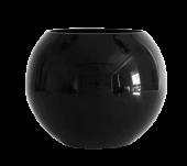 H14.5 x 20cm Black Bubble Ball