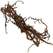 180cm Twig Garland Brown