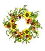 Sunflower Wreath - 51cm