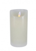 15 x 7.5cm Flickering LED Candle