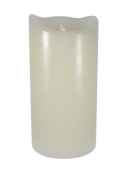 20 x 10cm Flickering LED Candle