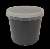 3.8kg Bucket Of Black Sand