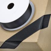 Grosgrain Ribbon 16mm x 10mtr Black