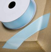 Grosgrain Ribbon 16mm x 10mtr Blue