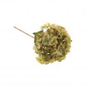 46cm Autumn Hydrangea Green