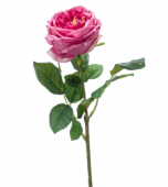 Rose Jenny Spray Real Touch 60cm Old Pink