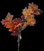 Oak Leaf Spray 77cm