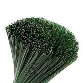 Green Stub Wire 40cm 0.9mm (20swg) x 2.5kg