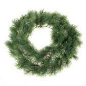 Artificial Evergreen Mountain Wreath 50cm