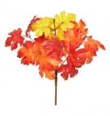35cm Autumn Maple Bush