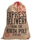 70cm Express Delivery Hessian Sack