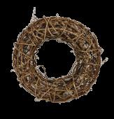 Rattan Wreath (Wire Base) 30cm