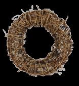 Rattan Wreath (Wire Base) 40cm