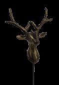 Reindeer Head Pick 30cm