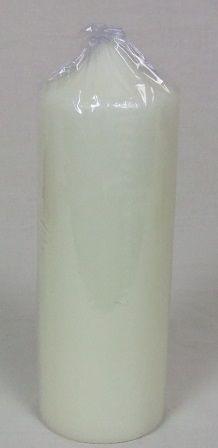 Chapel candle230/80   03Ivory