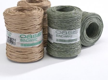 Bindwire (Paper Covered-Green)