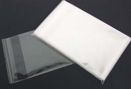 Clear Envelopes 97mmx127mm Self Seal