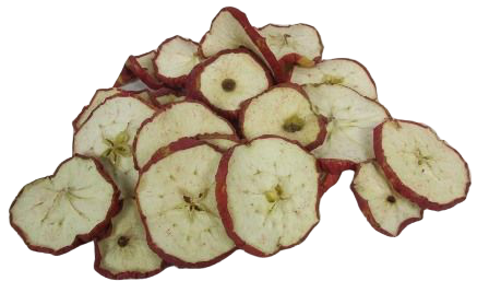 Apple Sliced Red 200g