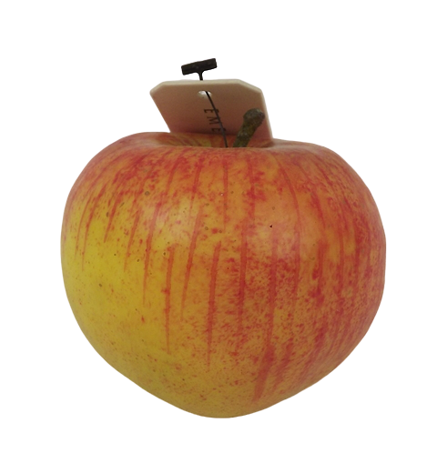 Apple w. weight 7cm Lt Red