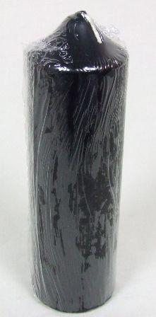 165/50mm Chapel Candle Black
