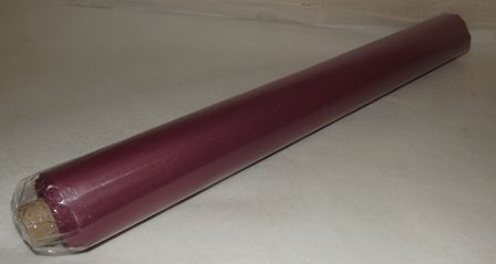 20x30inch Burgundy Tissue Roll (48)