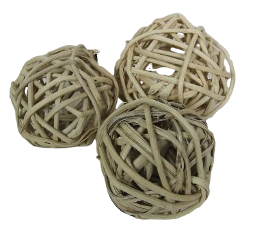 Brunch Ball Natural Peeled 6cm (2inch) X 20
