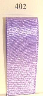 Double Face Satin 3.5mmx50Mtr Lavender