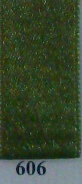 Double Face Satin 10mmx50Mtr Moss Green