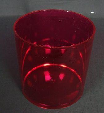 15 x 15cm Design Cylinder - Cerise Pink