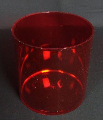 15 x 15cm Design Cylinder - Red