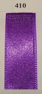Double Face Satin 16mm x 50mtr Purple