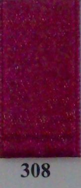 Double Face Satin 3.5mm x 50Mtr Wine