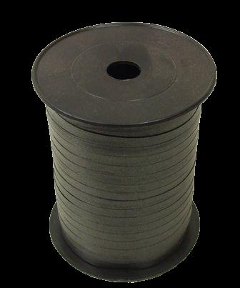 5mm Black Curling Ribbon x 250mtr