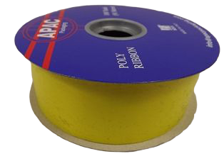 2inch x 100yds Yellow Ribbon
