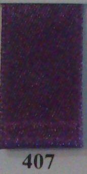 Double Face Satin 3.5mmx50Mtr Aubergine