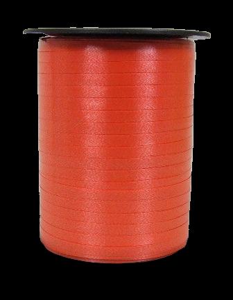 5mm x 500mtr Curling Ribbon Burnt Orange