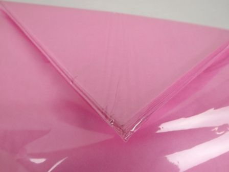 20 x 30inch Pretty Pink Tissue Paper x 240 Sheets