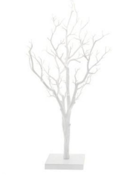 30  Manzanita Wishing Tree W/MDF Base Natural