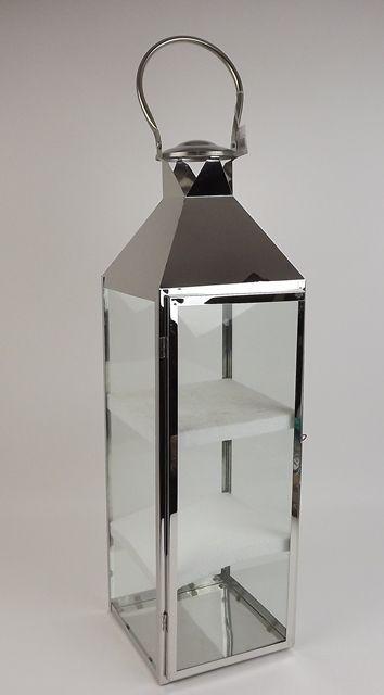 71cm Stainless Steel Lantern