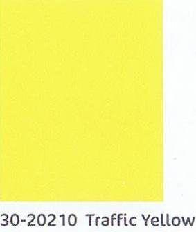 Aqua Colour Spray Paint 400ml Traffic Yellow