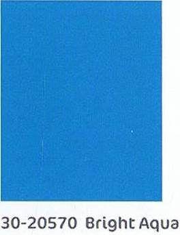 Aqua Colour Spray Paint 400ml Bright Aqua
