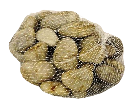 1kg 20-40mm White River Stones