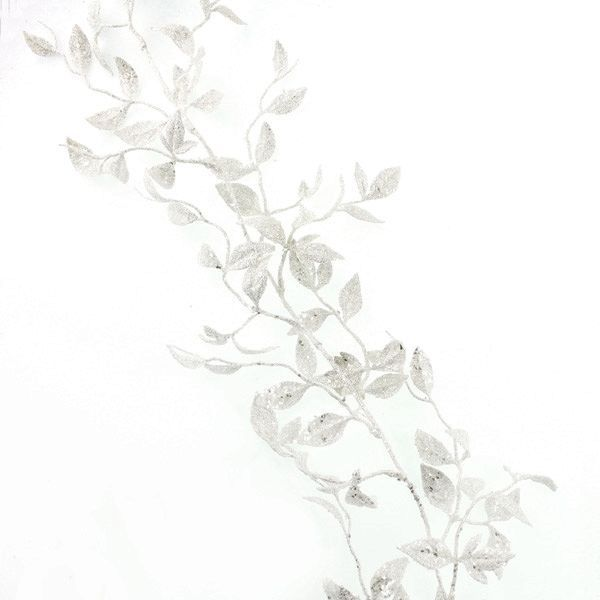 180cm Honeysuckle Garland White