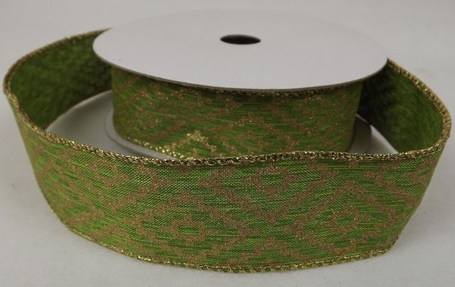 Convivial Wired 38mm x 15mtr Green