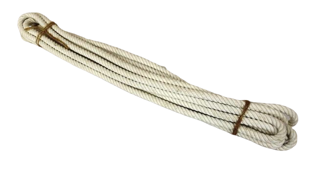 6mm Rope White x 6mtr