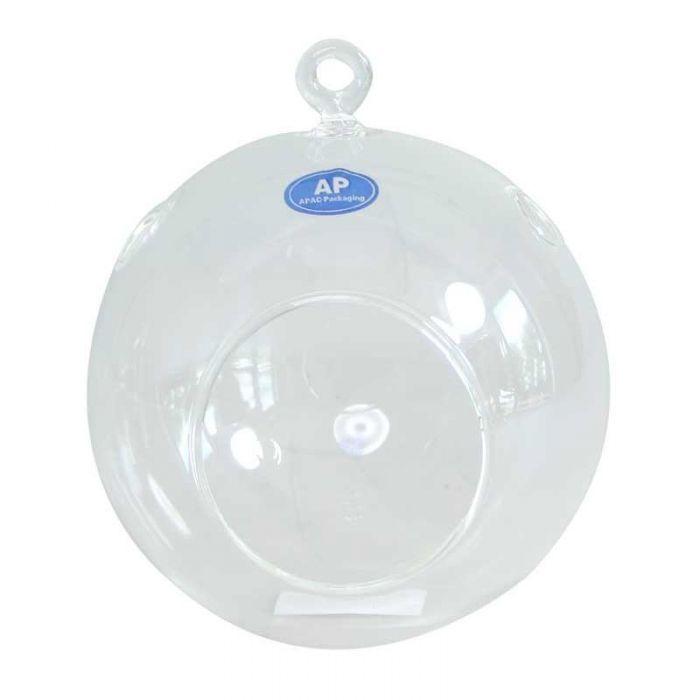 14 x 12cm Hanging Bubble Tealight Holder